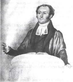 Rev Thomas Grylls 1835