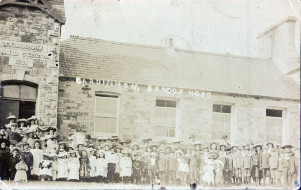 Archive Cardinham School 1900